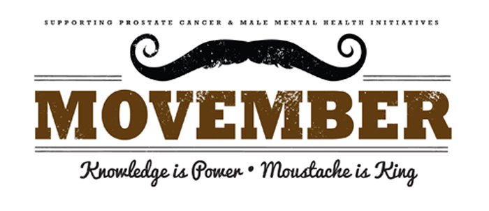 Youngs Insurance raising funds for Movember Challenge