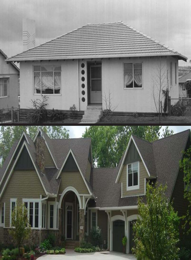 The Evolution of the Home, Youngs Insurance, Ontario
