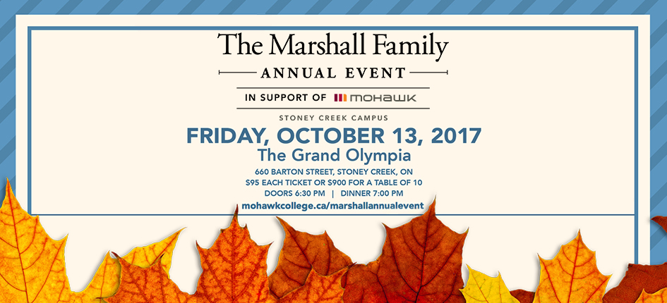 Give Back - Annual Marshall Benefit
