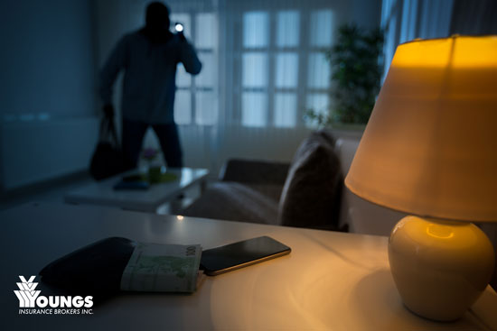 3 Things to Do If Your Home is Burglarized, Youngs Insurance, Ontario