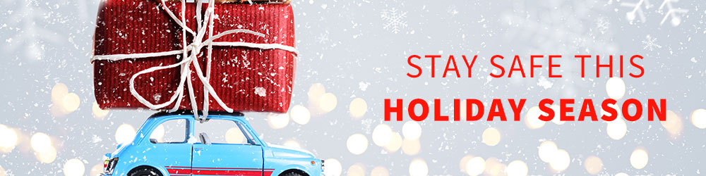 8 Ways to Stay Safe on the Road this Holiday Season, Youngs Insurance, Ontario