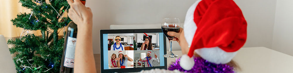 The Ultimate Cheat Sheet for Hosting a Virtual Holiday Party, Youngs Insurance, Ontario