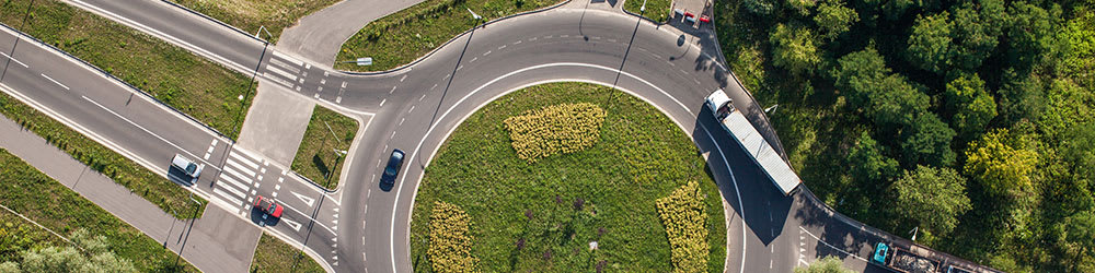 Three Little Tricks & Reminders About Roundabouts, Youngs Insurance, Ontario