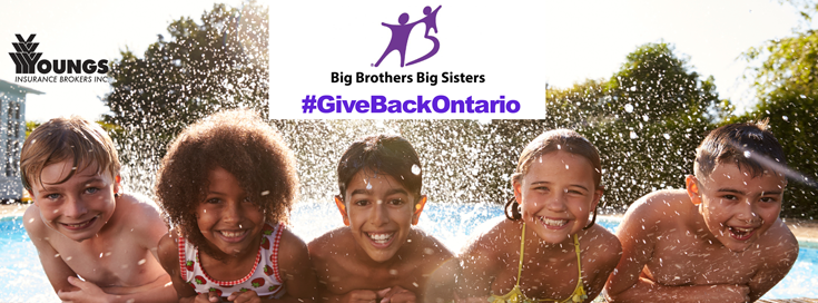 Give Back - Big Brothers Big Sisters