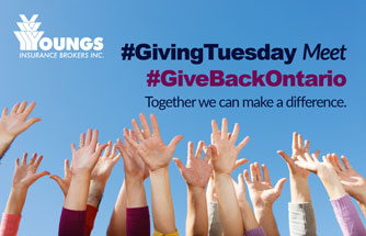 GivingTuesday, Youngs Insurance