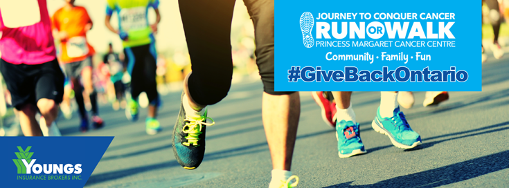 Give Back - Journey to Conquer Cancer
