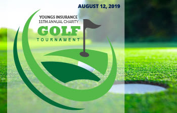 Charity Golf Tournament, Youngs Insurance