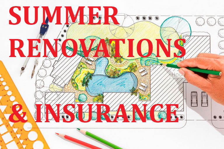 Summer Home Renovations & Insurance, Youngs Insurance, Ontario