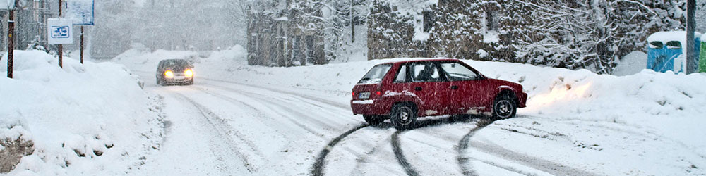 How to Avoid Skidding, and What to Do If It Happens, Youngs Insurance, Ontario