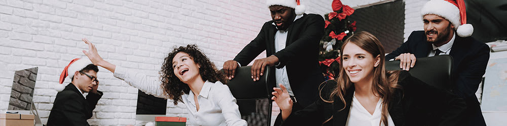 How To Avoid An Office Holiday Party Disaster, Youngs Insurance, Ontario