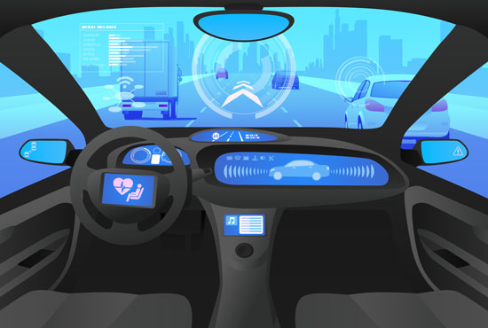 Autonomous Vehicle Levels, Youngs Insurance