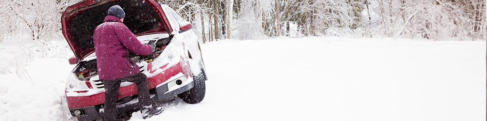 Important Items for Your Winter Emergency Car Kit, Youngs Insurance, Ontario